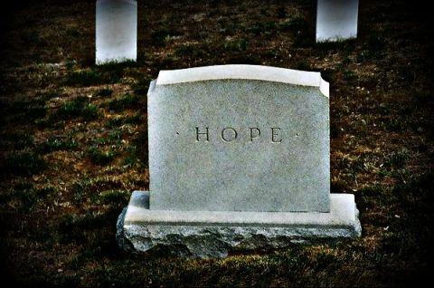 Hopeisdead